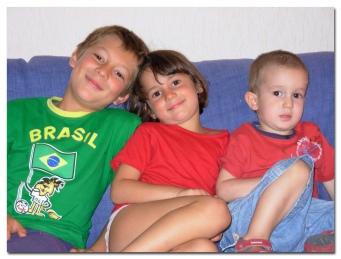 Les 3 été 2006