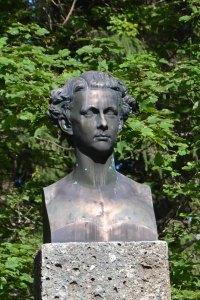 Buste de Louis II de Bavière